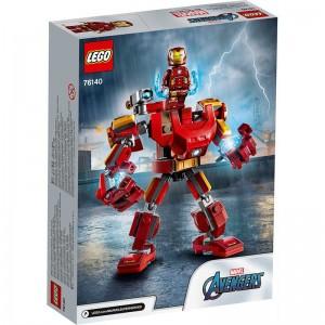 LEGO Super Heroes Armadura Robótica de Iron Man