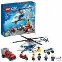 LEGO City Police Policía: Persecución en Helicóptero