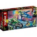 LEGO Ninjago Vehículos Supremos de Jay y Lloyd