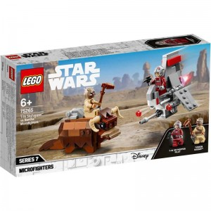 LEGO Star Wars TM Microfighters: Saltacielos T-16