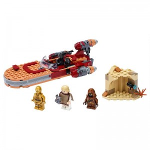 LEGO Star Wars TM Speeder Terrestre de Luke Skywal