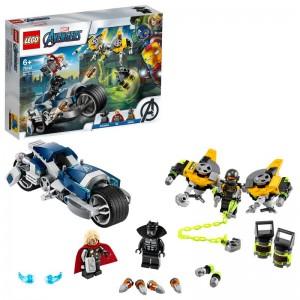 LEGO Super Heroes Vengadores: Ataque en Moto