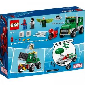 LEGO Super Heroes Asalto Camionero del Buitre