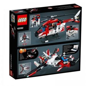 LEGO Technic Helicóptero de Rescate