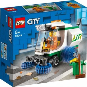 LEGO City Barredora Urbana