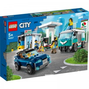 LEGO City Gasolinera
