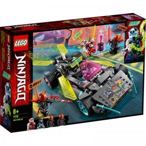 LEGO Ninjago Coche Ninja Tuneado