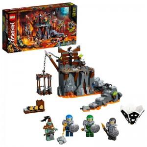 LEGO Ninjago Viaje a las Mazmorras Calavera