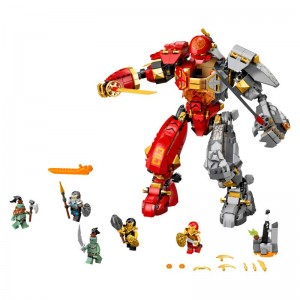 LEGO Ninjago Robot Rocollameante