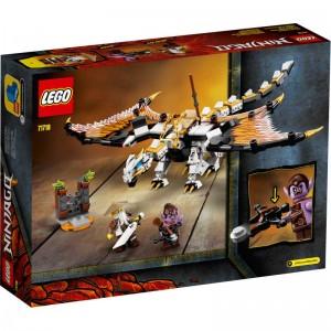 LEGO Ninjago Dragón de Batalla de Wu