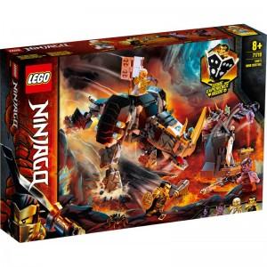 LEGO Ninjago Rinocriatura de Zane
