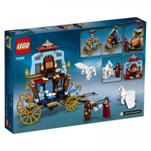 LEGO Harry Potter Carruaje de Beauxbatons: Llegada a Hogwarts