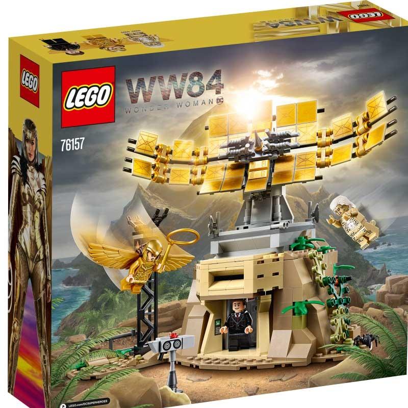 LEGO Super Heroes Wonder Woman contra Cheetah