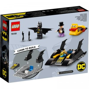 LEGO Super Heroes Batlancha a la Caza del Pingüino
