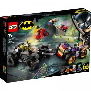 LEGO Super Heroes y la Persecución de la Trimoto del Joker