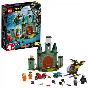 LEGO Super Heroes Batman y la Huida del Joker
