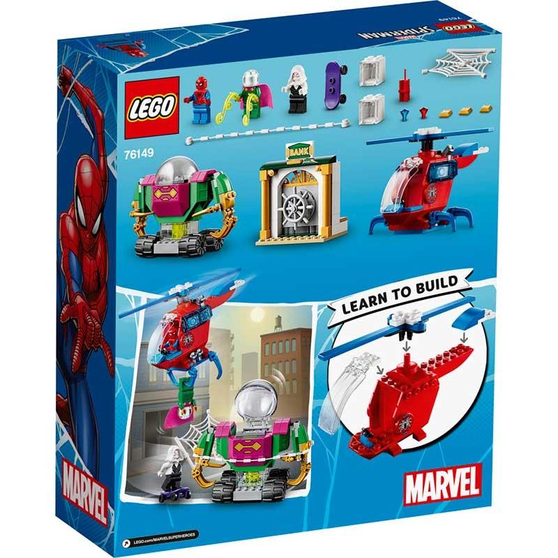 LEGO Super Heroes Amenaza de Mysterio