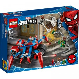 LEGO Super Heroes Spiderman contra Doc Ock