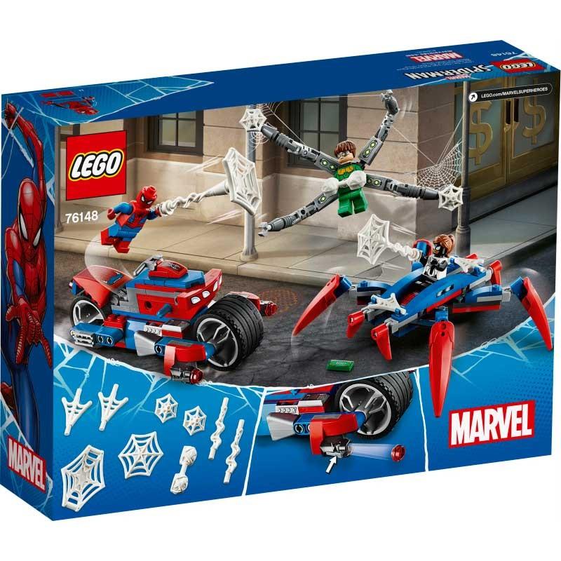 LEGO Super Heroes Spiderman contra Doc Ock