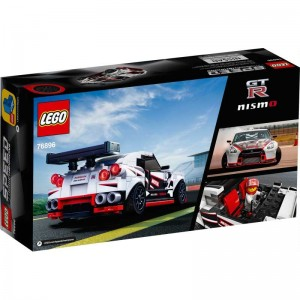 LEGO Speed Champions Coche Nissan GT-R NISMO