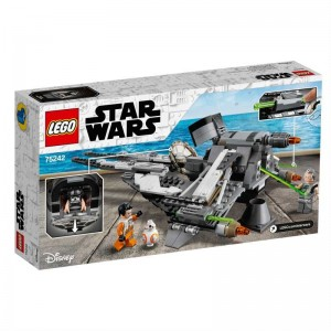 LEGO Star Wars Interceptor TIE Black Ace