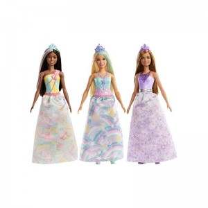 Barbie Princesas Dreamtopia