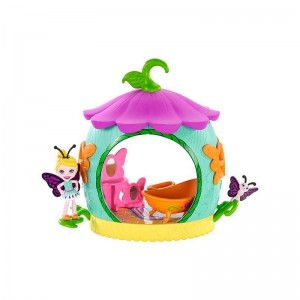 Enchantimals Minicasita de Beetrice Bee