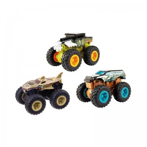 Hot Wheels Vehículos Súper Choques Monster Truck