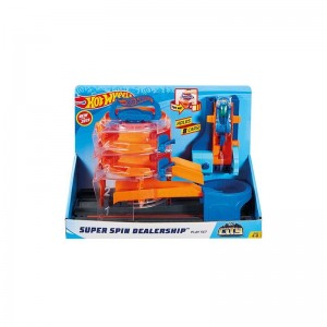 Hot Wheels City Super Set Playset