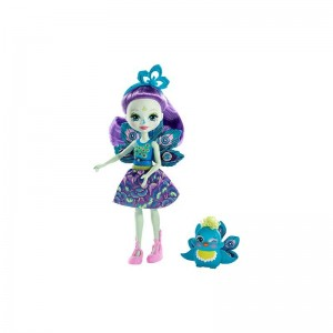 Enchantimals Patter Peacock y Flap