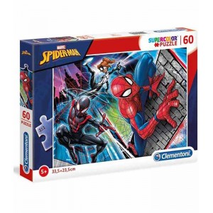 Puzzle 60 Piezas Marvel Spiderman
