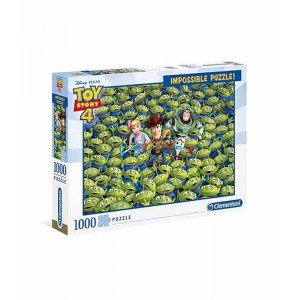 Puzzle Impossible Disney Toy Story 4