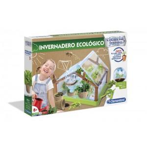 Juego de Ciencia Invernadero Ecológico