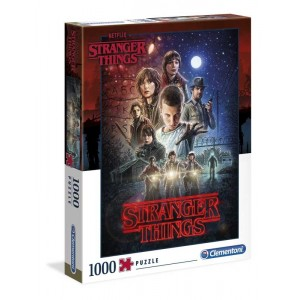 Puzzle 1000 Piezas Stranger Things