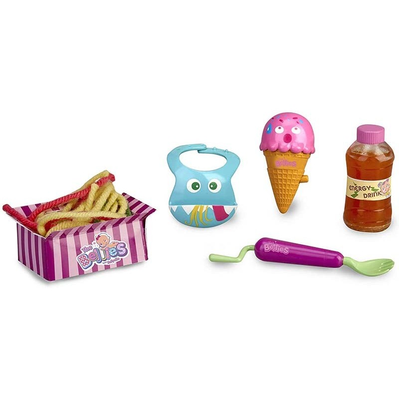 The Bellies Kit Crazy Meals