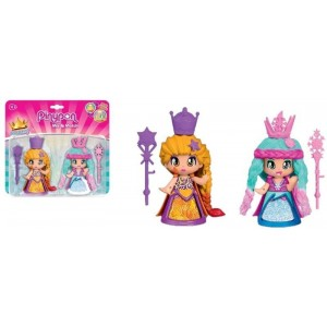 Pinypon Queens Pack Figuras 2 Reinas