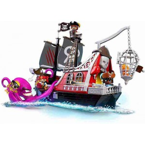 Pinypon Action Barco Pirata