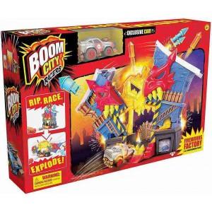 Boom City Racers Set de Explosión