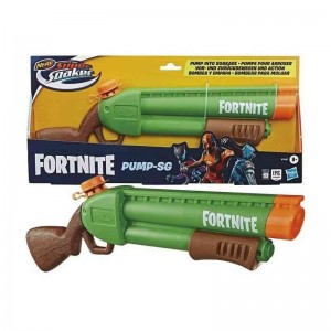 Nerf Super Soaker Pump SG
