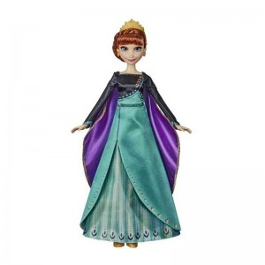 Muñeca Frozen II Anna Musical