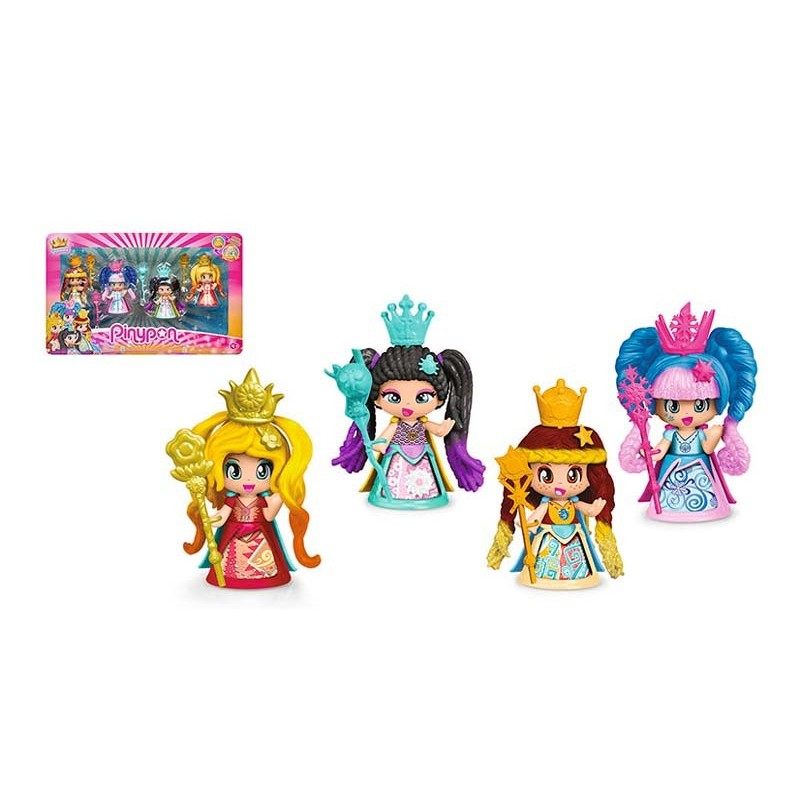 Pinypon Queens Pack