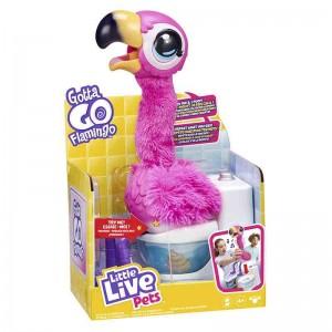 Flamingo the Poop