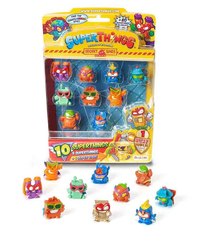 Superthings Serie 6 Blister 10 Pack