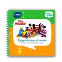Libro Magibook Mickey Mouse al Rescate