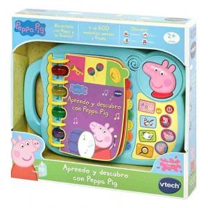Aprendo y Descubro con Peppa Pig