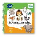 Libro Magibook Animales y sus Crías