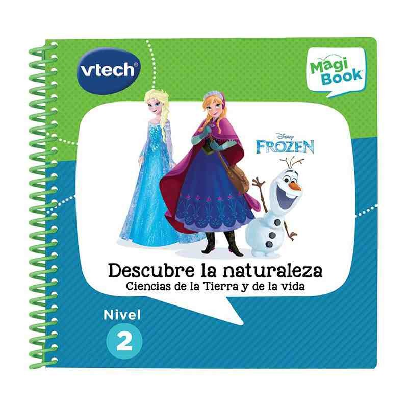 Libro Magibook Frozen II Descubre la Naturaleza
