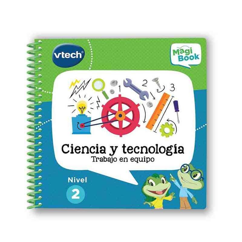 Libro Magibook Ciencia y Tecnología