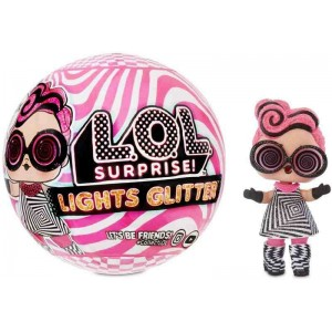 LOL Surprise Serie 7 Lights Glitter