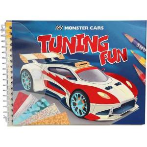 Monster Cars Libro Tuning Fun
